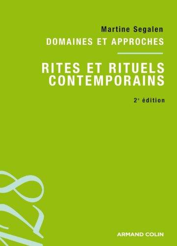 9782200243456: Rites et rituels contemporains: Domaines et approches (128)