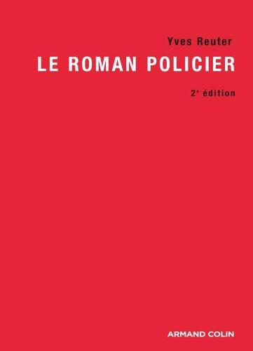 9782200243500: Le roman policier