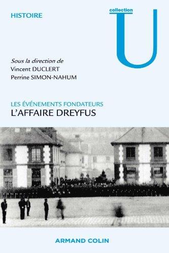 9782200244163: L'Affaire Dreyfus