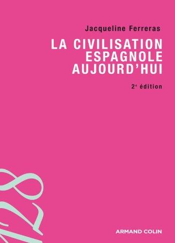 9782200246303: La civilisation espagnole aujourd'hui