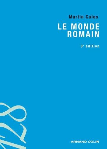 9782200246532: Le monde romain