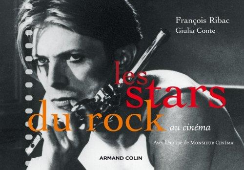 9782200248574: Les stars du rock au cin�ma