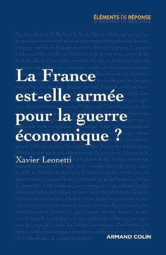 9782200249731: La France est-elle armée pour la guerre économique ?