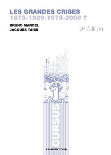 9782200249984: Les grandes crises: 1873-1929-1973-2008 ?