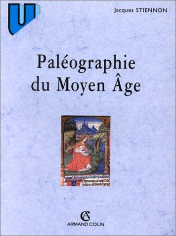 9782200250799: Paléographie du Moyen-Âge, 3e édition