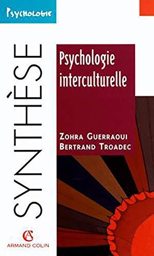 9782200250942: Psychologie interculturelle