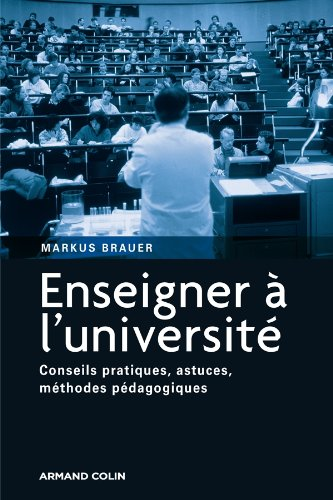 9782200254582: Enseigner a l'universite (French Edition)