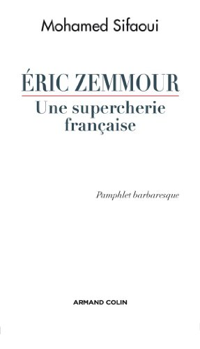 9782200255596: Eric Zemmour (French Edition)