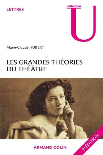 9782200256395: Les grandes théories du théâtre