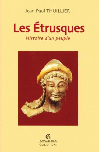9782200262358: Les etrusques histoire d'un peuple