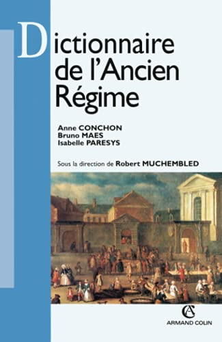 9782200263119: Dictionnaire de l'Ancien R�gime