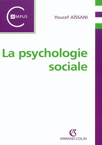 La psychologie sociale: Aïssani, Youcef