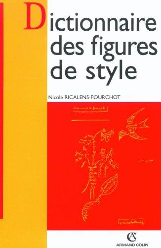 9782200264574: Dictionnaire des figures de style (French edition)