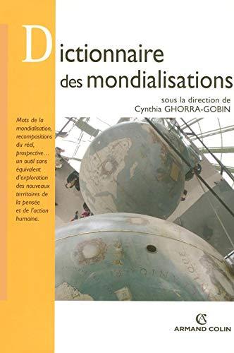 9782200264796: Dictionnaire des mondialisations