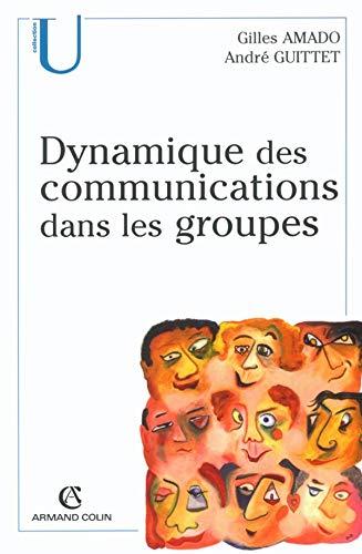 9782200265946: Dynamique des communications dans les groupes