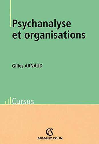 9782200266004: Psychanalyse et Organisation