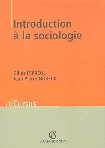 9782200266103: Introduction à la sociologie