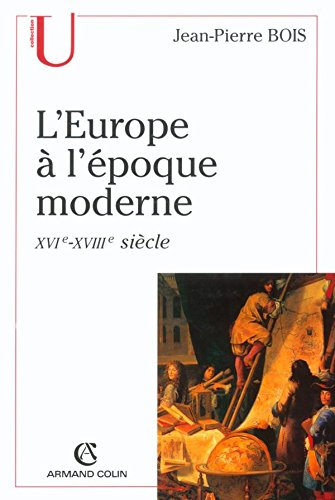9782200266172: l'europe a l'epoque moderne