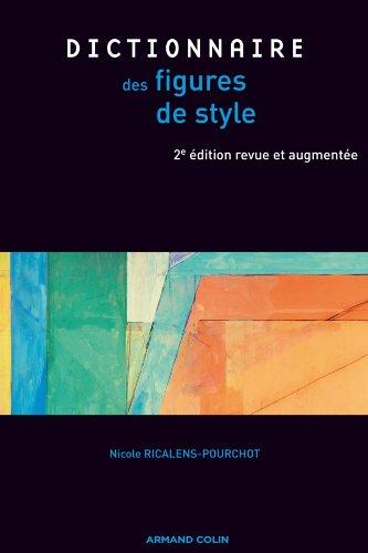 9782200270148: Dictionnaire des figures de style (French Edition)