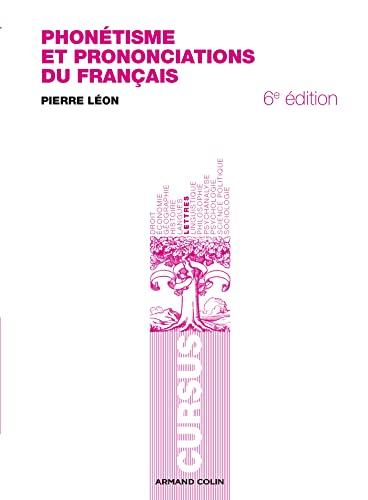 9782200274313: Phonetisme et prononciations du francais (French Edition)