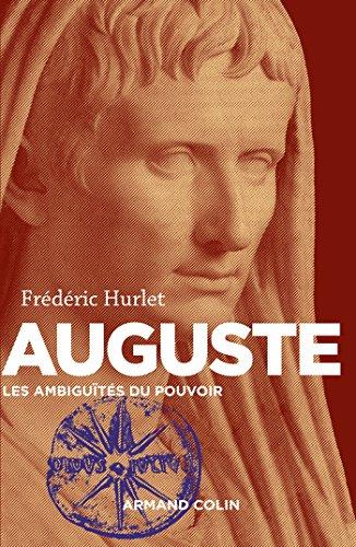 9782200275310: Auguste - Les ambigu�t�s du pouvoir