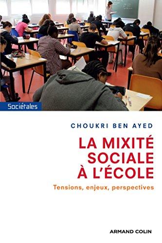9782200275341: La mixité sociale à l'école: Tensions, enjeux, perspectives