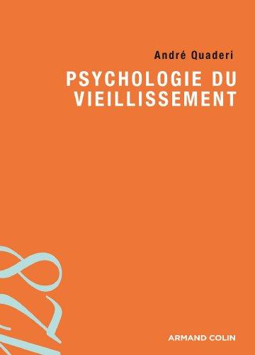 9782200276003: Psychologie du vieillissement