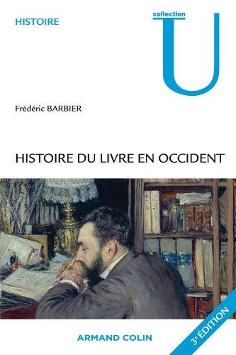 9782200277512: Histoire du livre en Occident (Collection U)