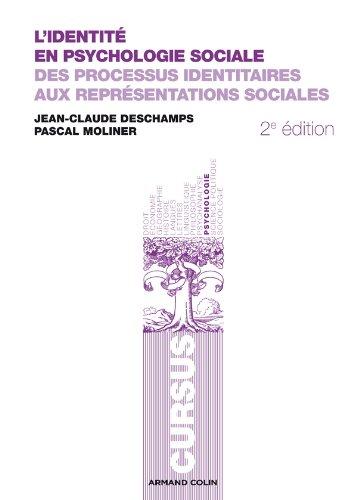 9782200279080: l'identite en psychologie sociale
