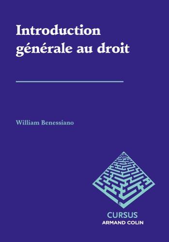 9782200279127: Introduction générale au droit