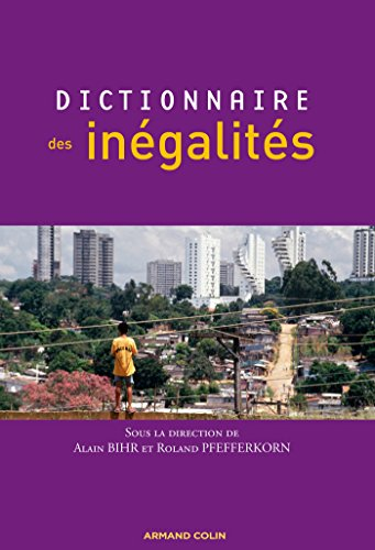 9782200279240: Dictionnaire des in�galit�s