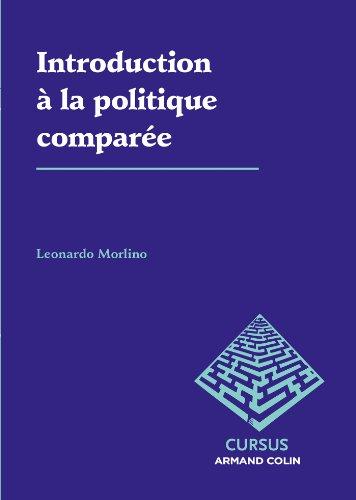 9782200279271: Introduction à la politique comparée