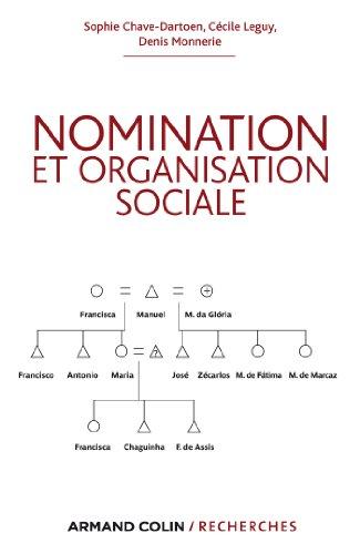 9782200280437: Nomination et organisation sociale