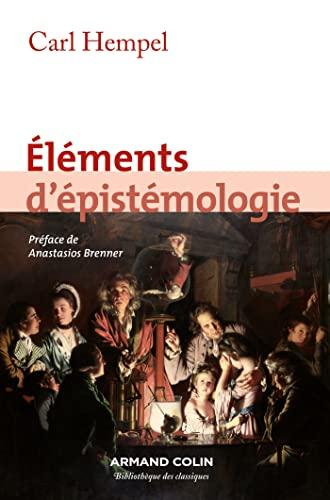9782200282080: Eléments d'épistémologie
