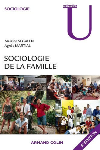 9782200286019: Sociologie de la famille: 1 (Collection U)