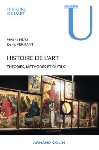 9782200287955: Histoire de l'art. Théories, méthodes et outils