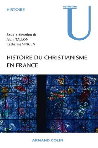 9782200290665: Histoire du christianisme en France
