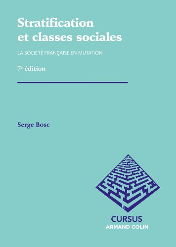 9782200290689: Stratification et classes sociales: La soci�t� fran�aise en mutation