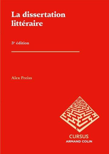 La dissertation en histoire (Cursus) (French Edition)