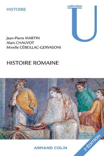 9782200290771: Histoire romaine