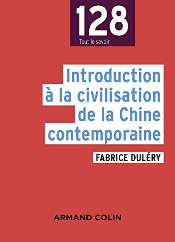 9782200291488: introduction à la civilisation chinoise