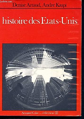 9782200310042: Histoire des Etats-Unis