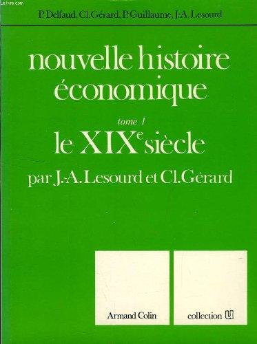 Nouvelle Histoire Econo T.1: Collectif