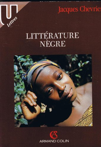 9782200311995: Littérature nègre (Collection U)