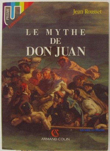 9782200321680: Le Mythe de Don Juan (U Prisme)