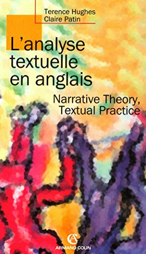 9782200340544: L'analyse textuelle en anglais (French Edition)