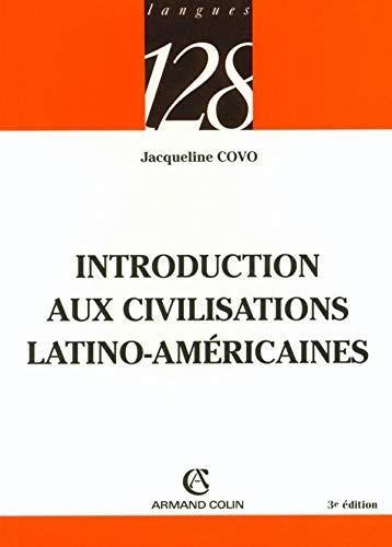 9782200341121: Introduction aux civilisations latino-américaines