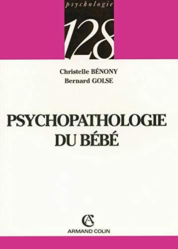9782200341428: Psychopathologie du bébé