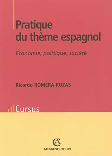 9782200342715: Pratique du th�me espagnol