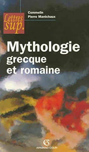 9782200342753: Mythologie grecque et romaine (Hors collection)